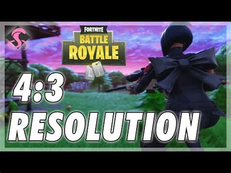 play  stretched resolution  fortnite funnycattv