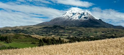 Chimborazo volcano – the volcano you've never heard of ...
