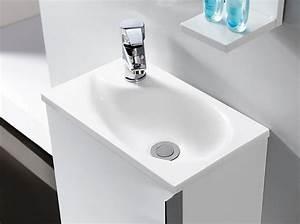 Gäste Waschtisch Mit Unterschrank : badm bel set g ste wc oporto 42cm inkl waschbecken spiegel g nstig ~ Bigdaddyawards.com Haus und Dekorationen