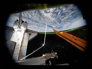 STS-135 Sees Aurora Australis | NASA