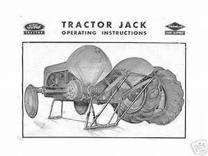8n Tractor Jack