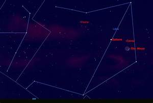 Sky Map Planets This Month - Pics about space