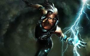 Storm - X-Men Wallpaper (4355304) - Fanpop