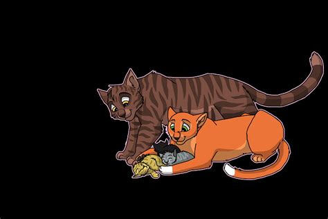 Brambleclaw And Squirrelflight By Brownwhisker On Deviantart
