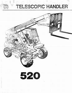 Jcb 520 Telescopic Handler Parts Manual