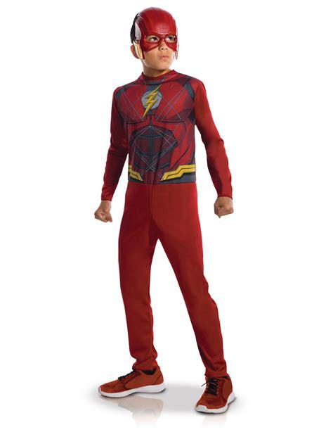 costume flash  bambino costumi bambinie vestiti
