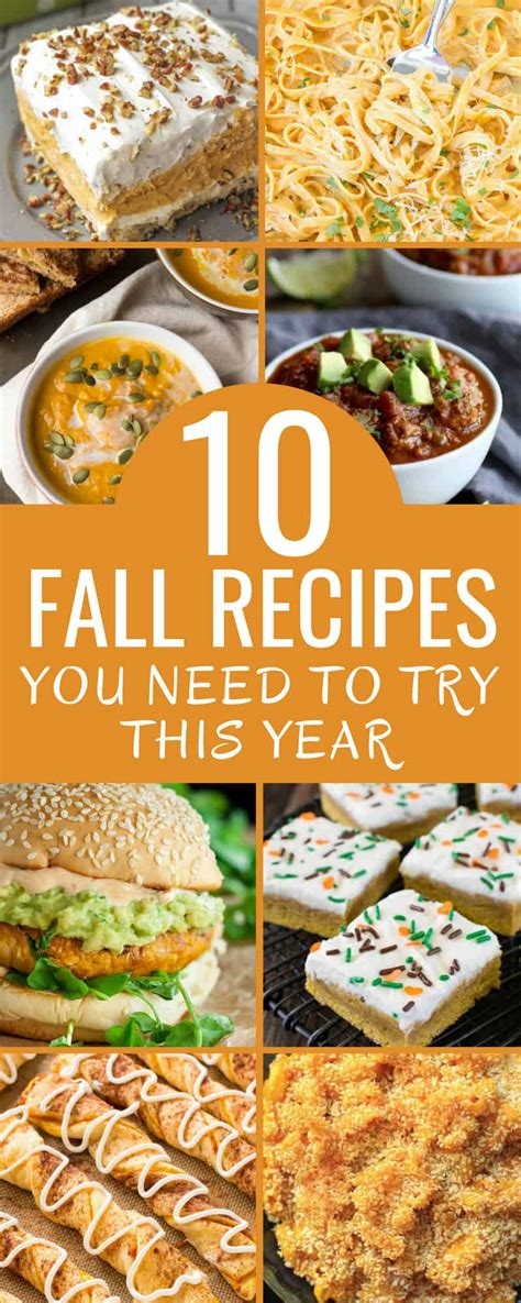 10 Pumpkin Recipes Fall by 10 Easy Pumpkin Recipes That You Need To Try This Fall