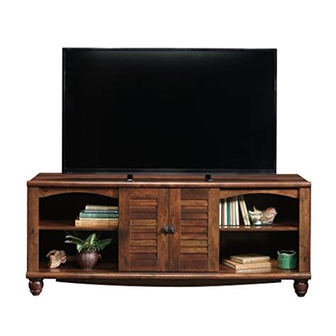 sauder harbor view credenza television stands entertainment centers sauder 420472