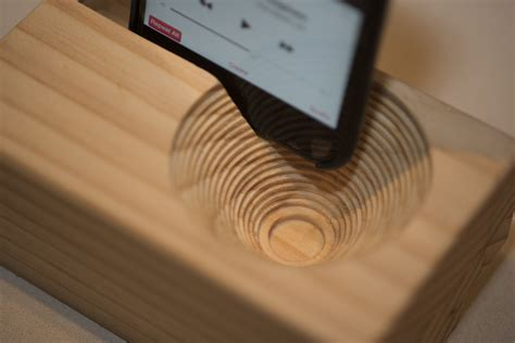 carve cnc project   passive amplifier   iphone diy cnc projects cnc wood