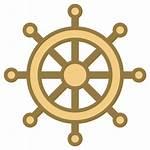 Ship Icon Wheel Icons8 Icons Spokes Svg