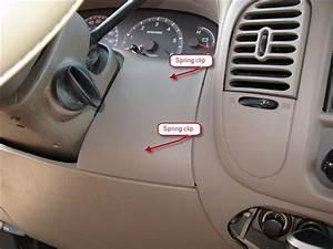 U0026 39 97- U0026 39 03 A  T Repair Loose Gear Shift And Indicator