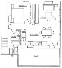 garage apartment plan - Garage Apartment Floor Plans