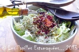 comment cuisiner les cotes de bettes salade de scarole graines germées de luzerne et fenugrec et chips de betterave les papilles