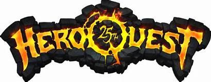 Heroquest Quest Hero Kickstarter 25th Anniversary