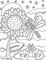 Coloring Pages Doodle Alley Insect Sheets Quotes Colouring Printable Beach Summer Doodles Adult Heart Mediafire Garden Simple Flower Azcoloring Quote sketch template