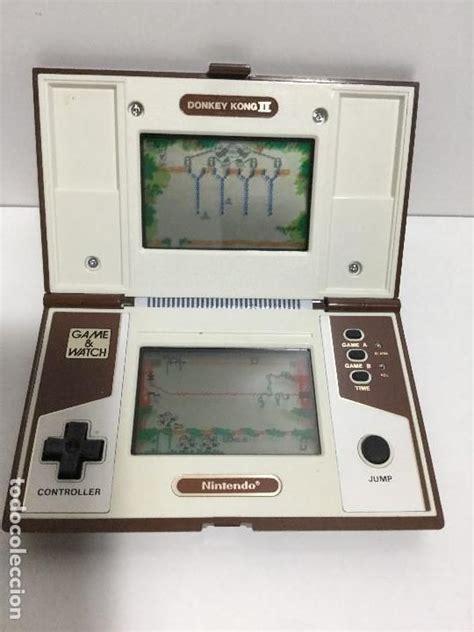 Tıkla, en ucuz nintendo switch seçenekleri ayağına gelsin. NINTENDO GAME&WATCH DONKEY KONG II AÑOS 80 - Foto 1 ...