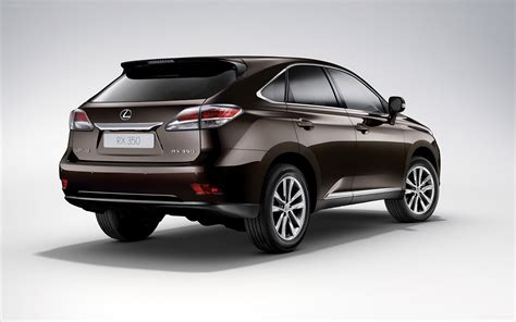 awesome lexus 350 rx lexus rx 350 2013 widescreen car wallpapers 02 of