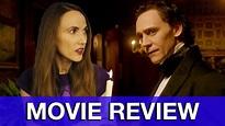 Crimson Peak Movie Review   Crimson peak movie, Crimson ...