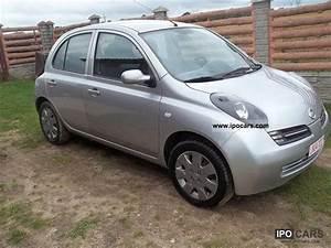 Nissan Micra 2005 : 2005 nissan micra car photo and specs ~ Medecine-chirurgie-esthetiques.com Avis de Voitures