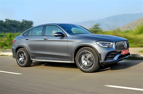43, 63, and 63 s, which share the same swoopy sheetmetal and offer power levels that start at a lot and escalate to seriously? all. 2020 Mercedes-AMG GLC 43 Coupé price, features and driving impressions - Autocar India