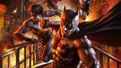 4k Batman Nightwing Dc Wallpapers Batgirl Robin
