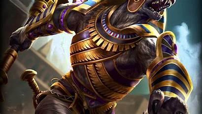 Egyptian Egypt Gods God Wallpapers Goddess Seth