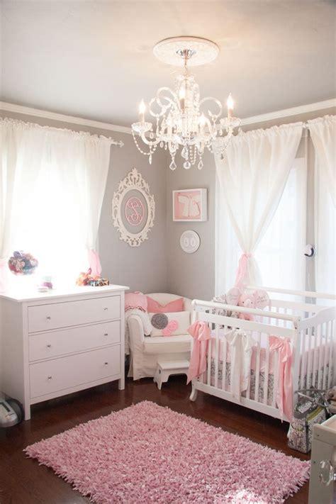 chambre fille photo décoration chambre bébé 39 idées tendances