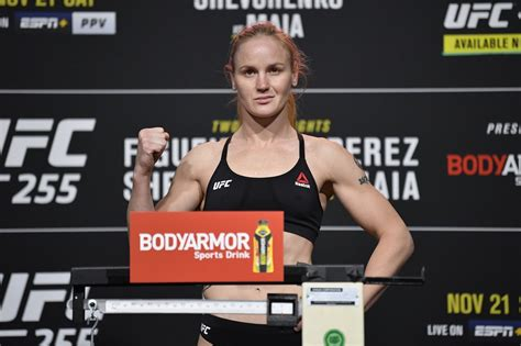 UFC 255 weigh-in results - Figueiredo vs. Perez ...