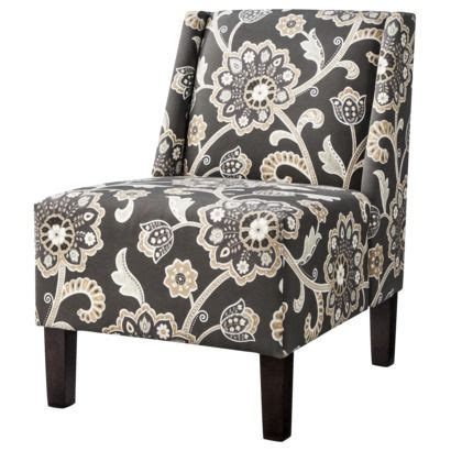 Target Hayden Armless Chair by 1000 Ideas About Charcoal Living Rooms On
