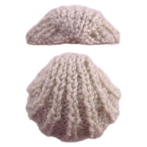 knitting sea shells  patterns grandmothers