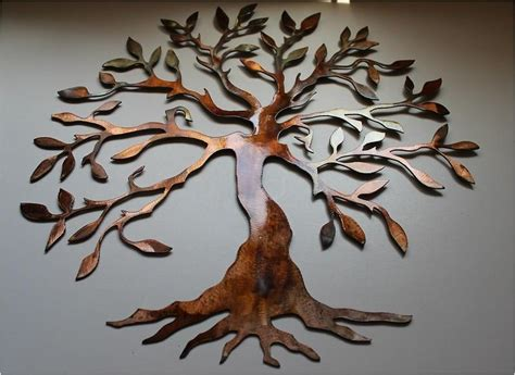 ideas  tree  life wood carving wall art wall art