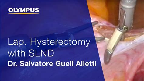 Laparoscopic Hysterectomy with SLND | THUNDERBEAT | Dr ...