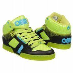 Image Gallery neon green osiris shoes