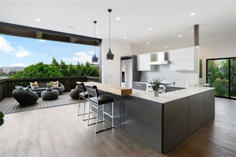 www kitchen designs layouts a mid century style new build in silver lake 1677 lucile 1677