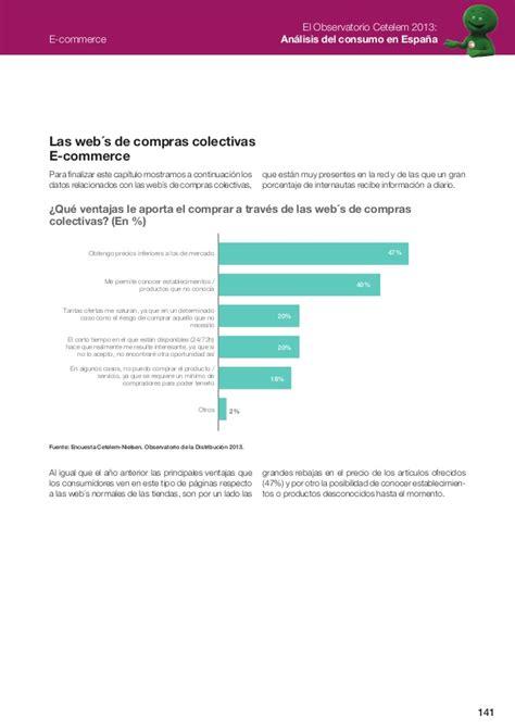 cetelem si鑒e social observatorio cetelem de la distribución en españa 2013 e commerce