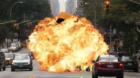 Car Explosion Wallpaper by Car Bomb Explosion In New York With After Effects
