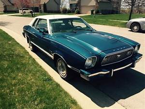 Mustang 1974 Ghia II for sale - Ford Mustang 1974 for sale in Howell, Michigan, United States