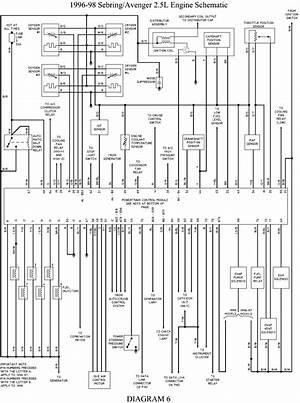 04 Dodge Stratus Repair Guide Wiring Diagram 26062 Netsonda Es