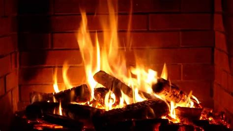 Fireplace Wallpapers by Hd Fireplace Screensaver Camino Fuoco Natale X