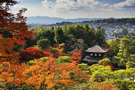 japan kyoto autumn silver pavilion visit fall temple zen summer food boutiquejapan weather ginkakuji seasons eat travel deepjapan times