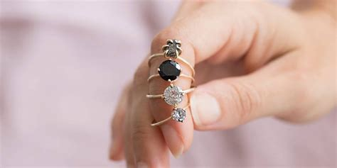 20 non traditional engagement rings we love nouba com au 20 non traditional engagement rings
