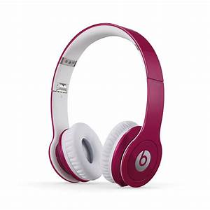 Beats By Dr.Dre Solo HD Over Ear Headband Headphones ...