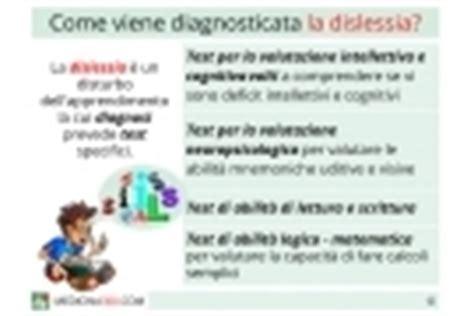 test diagnosi dislessia disprassia cos 232 sintomi cause diagnosi trattamenti e