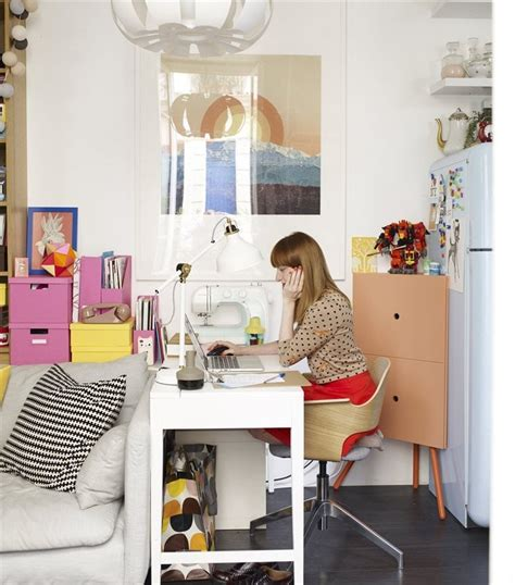 Small Space Living Inspiration Ikea by Small Space Office Solutions From Ikea Like The Corner