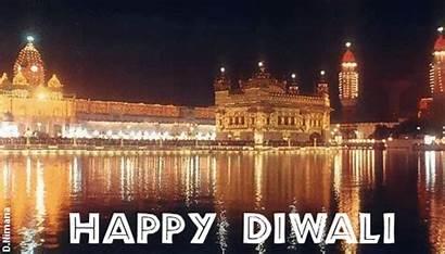 Diwali India Festivals Deepavali Lights Festival Lighting