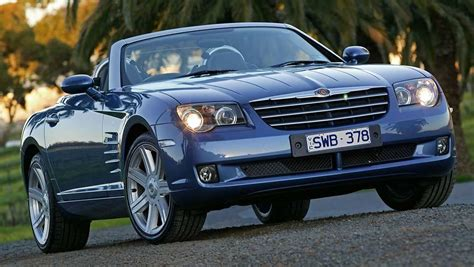 Chrysler Crossfire Used by Chrysler Crossfire Used Review 2003 2009 Carsguide