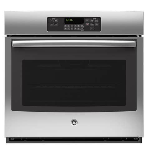"Ge® 30"" Builtin Single Wall Oven  Jt3000sfss  Ge Appliances"