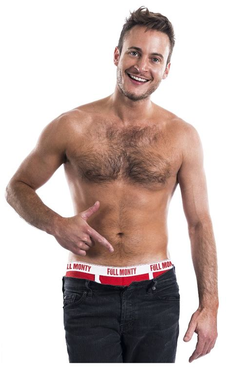 Gary Lucy Can Give Us The Full Monty Any Day Entertainment Focus
