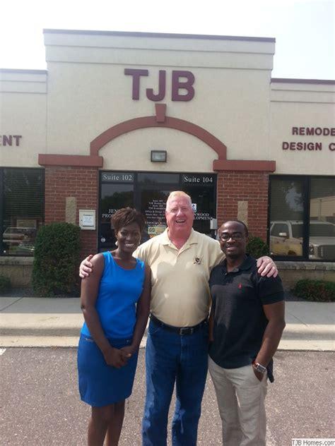tjb homes happy customers spouses families
