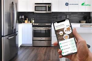 Chefling Adds Ultraconnect Technology To Ge Appliances At